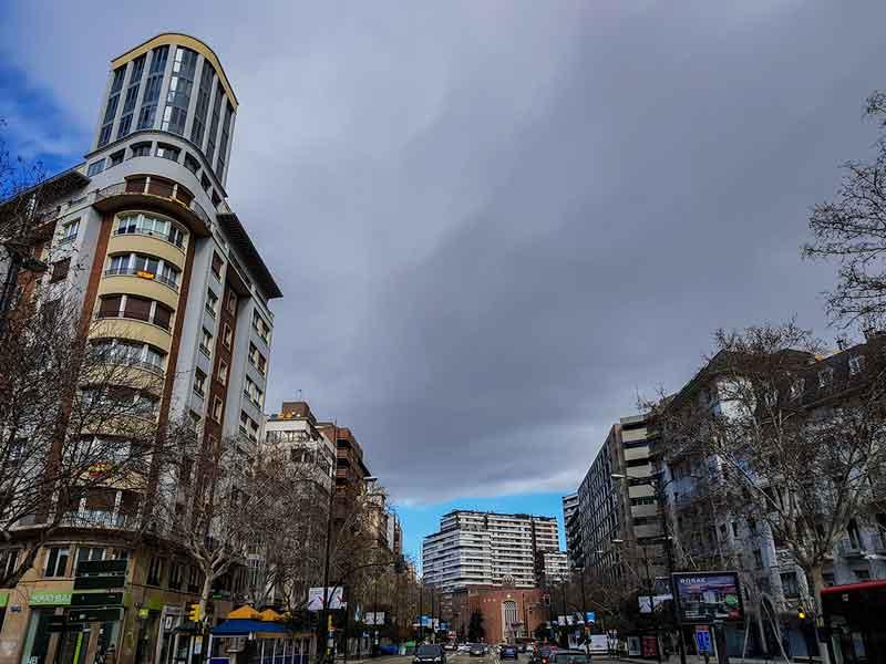 Paseo Pamplona - Zaragoza