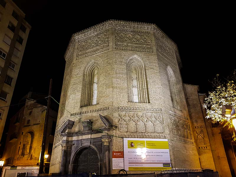 Iglesia de la Magdalena - Zaragoza