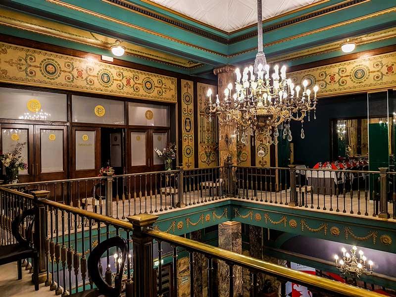 Restaurante del Teatro Principal - Zaragoza