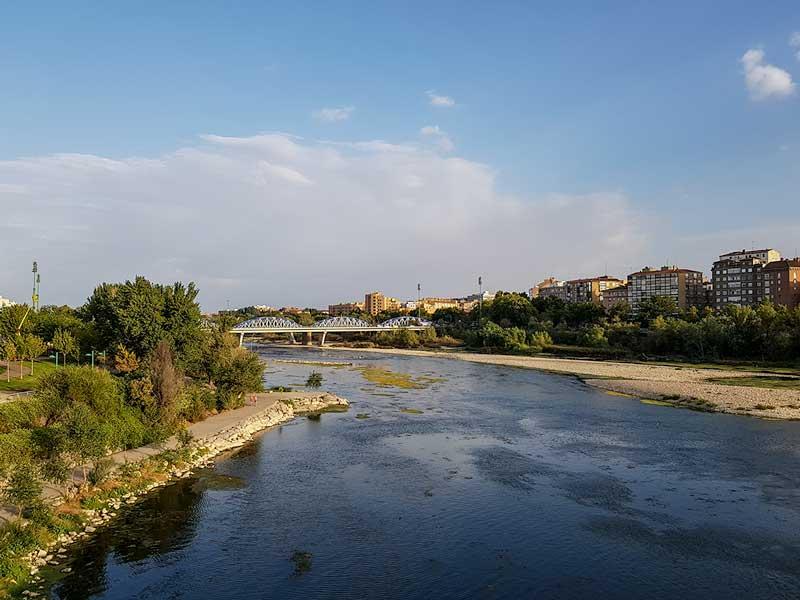 Ribera del Ebro - Zaragoza