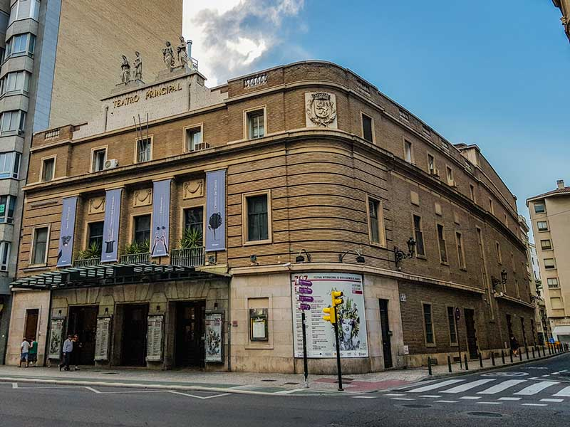 Teatro Principal - Zaragoza