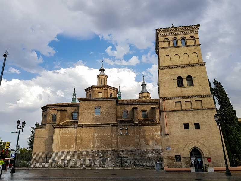 Torreón de la Zuda - Zaragoza