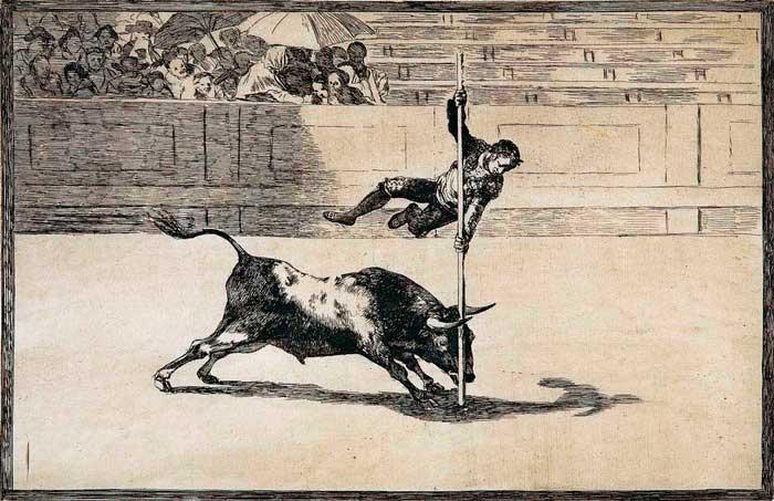 Ligereza y atrevimiento de Juanito Apiñaniz en la de Madrid - Goya