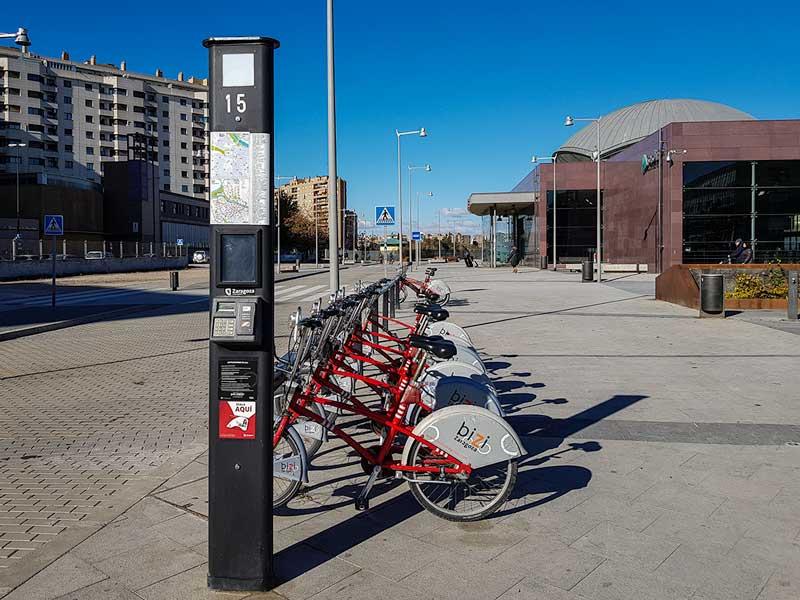 Bicicleta Zaragoza