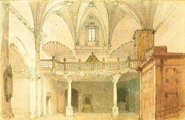 Antigua Iglesia de Santiago