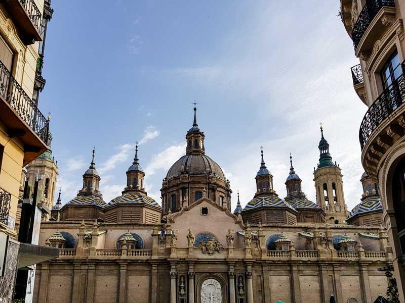 Zaragoza en un día