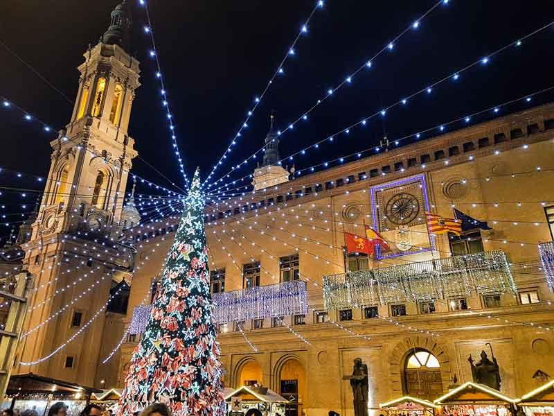 Navidad Zaragoza