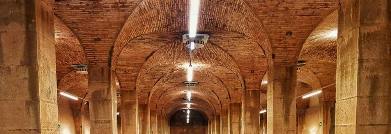 Antiguos Depósitos de Agua de Pignatelli