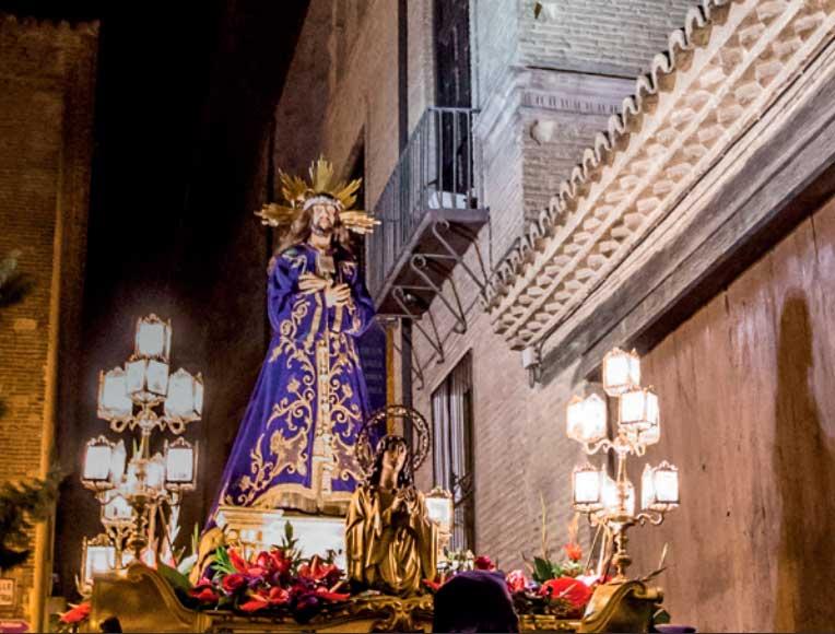 Procesiones Jueves Santo en Zaragoza