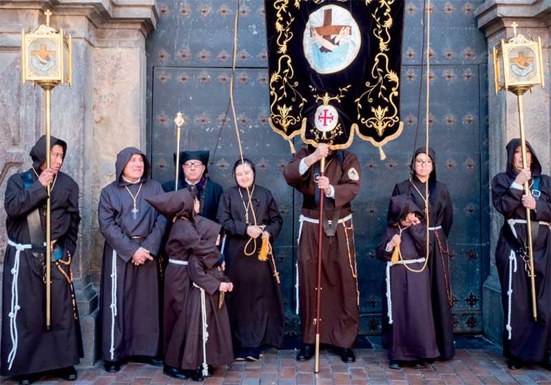 Procesiones Lunes Santo en Zaragoza