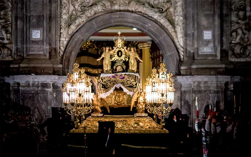 Procesiones Viernes Santo en Zaragoza