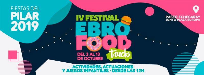 Actividades infantiles Ebro Food Truck Festival