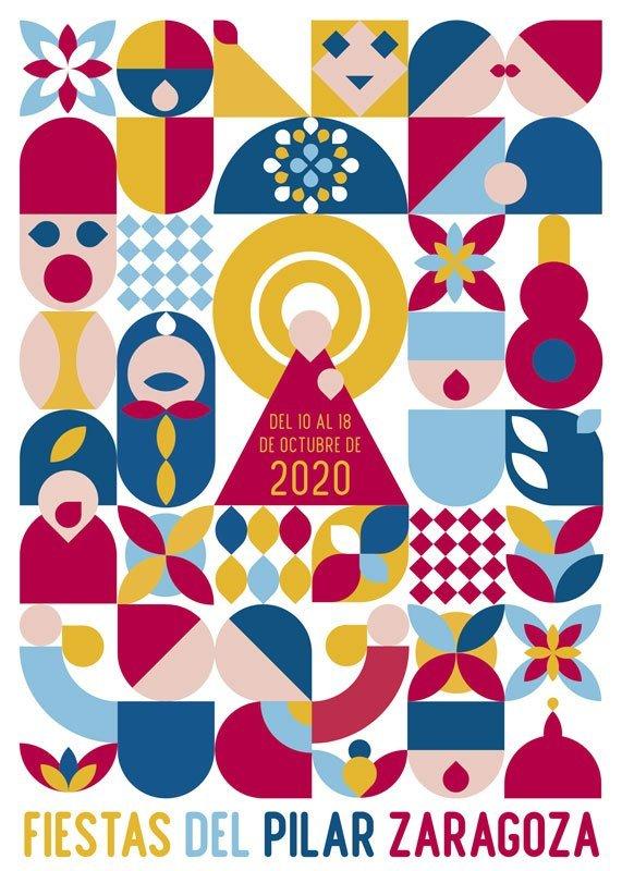 Fiestas del Pilar de Zaragoza 2020