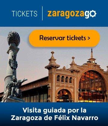 Visita guiada por la Zaragoza de Félix Navarro